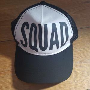 Squad Trucker Hat
